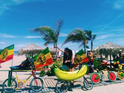 Bike Hire Rototom Sunsplash 2017