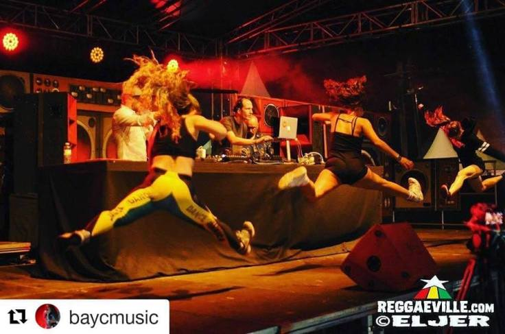 Dancehall Stage Rototom Sunsplahs 2017