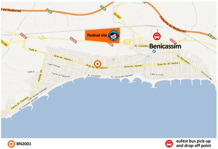 Rototom Location