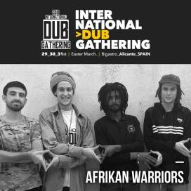 IDG 2018 Afrikan Warriors